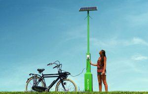 ECOTAP® Bicycle Loading column Z 2