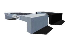 Solar Bench® Chill & Charge